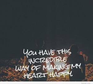 Happy Heart Quotes Tumblr Tumblr image happy heart