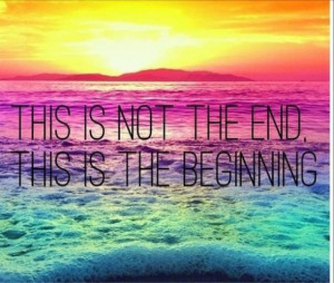 Quotes This is not the end,