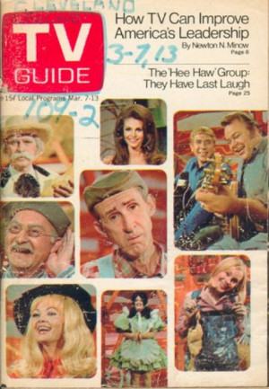 Hee Haw Poster - Who's Dated Who?