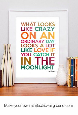 Pearl Cleage Framed Quote