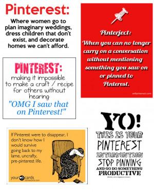 Pinterest Humor Collage