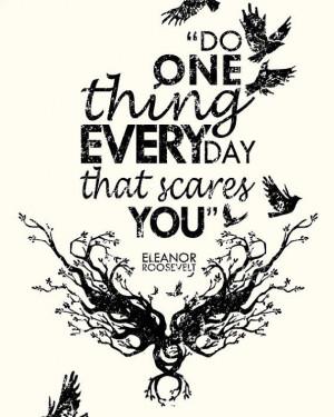 Eleanor Roosevelt Quote -