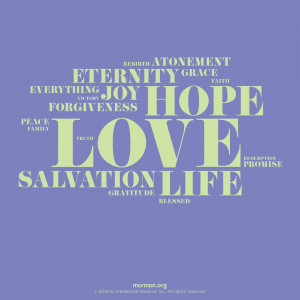 lds easter quotes
