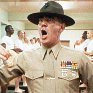 Gunnery Sergeant Hartman (R. Lee Ermey), Full Metal Jacket