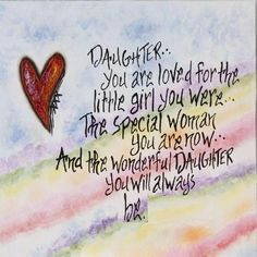 quotes love my daughter | Posts related to I Love My Daughter Quotes