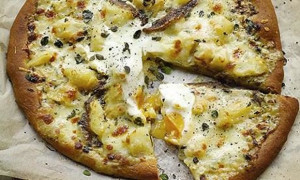 Yotam Ottolenghi's super-rich white pizza: 'There are few things that ...
