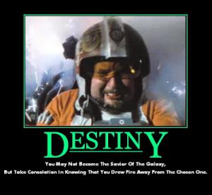 Jek Porkins Destroys Deathstar     STARWARS RECUT