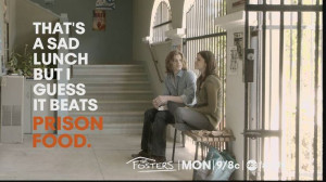 Love this show! Love this quote.