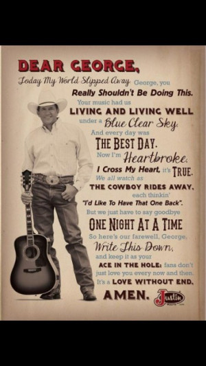 If You're Going to Miss George Strait When He Retires, Check This ...
