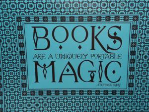 Don't Eat the Paste: I love books!