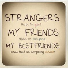 Very Appropriate #Friendship #Quote More
