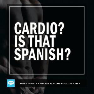 Cardio Quotes