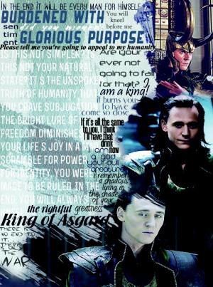 Loki quotes.