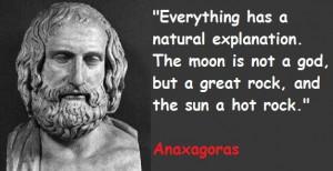 Anaxagoras famous quotes 1