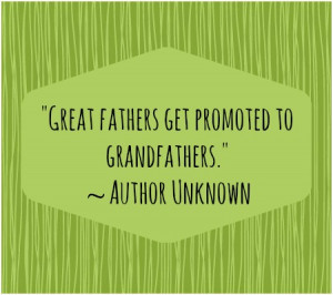 10 Quotes About Grandfathers