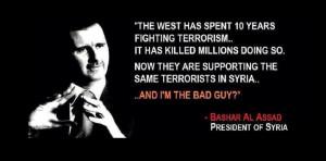 Hafez Al Assad Quote Al-assad has exercised.