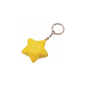 Star Stress Ball Keyrings
