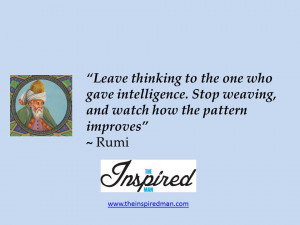 Rumi Silence Quote