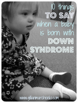down syndrome parents