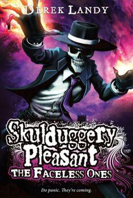The Faceless Ones (Skulduggery Pleasant Series #3)