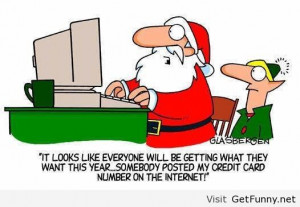 Santa Claus 2013 sayings - Funny Pictures, Funny Quotes, Funny Memes ...