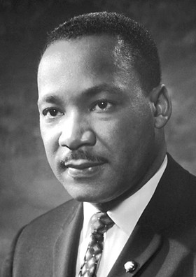 Martin Luther King Jr. - Facts