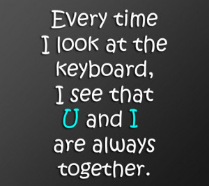 ... Quotes archive. Love Quotes For Him: You and I Forever picture, image