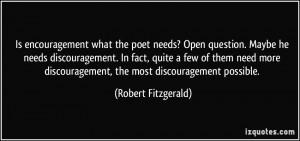 More Robert Fitzgerald Quotes