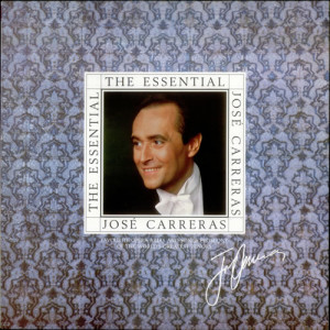 Jose Carreras The Essential Jose Carreras UK LP RECORD 432692-1