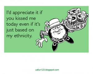 Funny Happy St. Patrick's Day