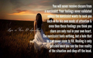 ... from a narcissist... #IKnowWhatYouAre #ToxicNonsense #Narcissist