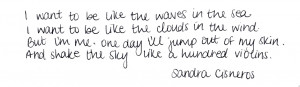 tags # sandra cisneros # quote angelicamarieee likes this latruly ...