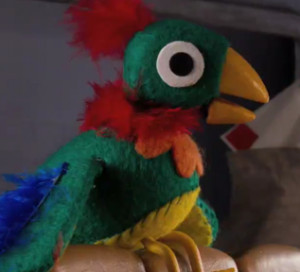 Potty the Parrot/quotes