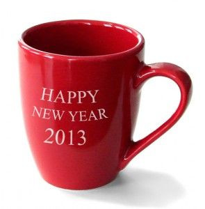 Prepare your Cafe for 2013 New Year's Resolutions