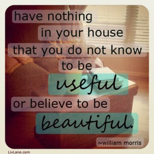 """Clean """"House"""" with These Inspiring Quotes"""