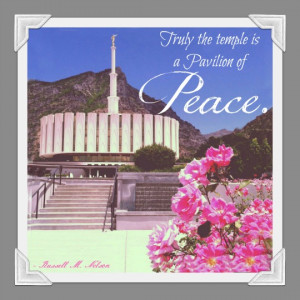 ... short 8 miles from Vatican City, a Mormon Temple is underway in Rome