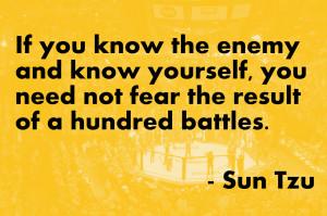 Sun Tzu / Art of War Quotes