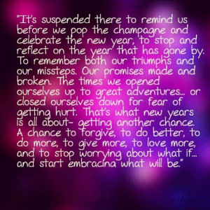 New Years Quote