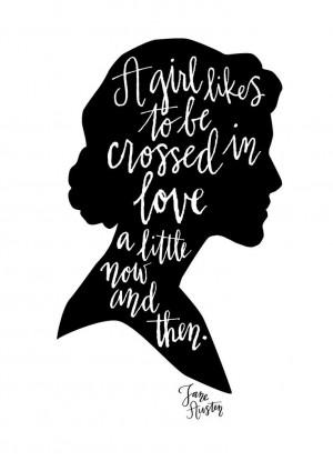 Jane Austen Quote #FavoriteAustenMoment #DearMrKnightley