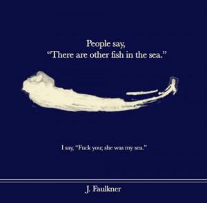 love cute quotes fish sea