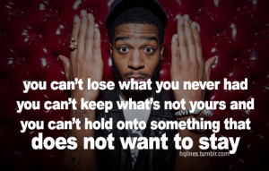 Kid Cudi Quotes About Life