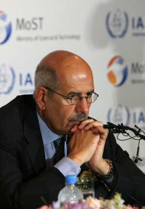 Image search: Mohamed Elbaradei