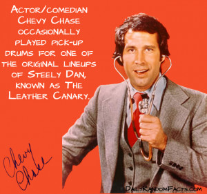 Entertainment Facts- chevy chase