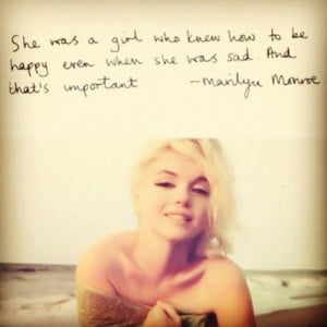 marilyn #monroe #quotes #fashion #style (Scattata con Instagram )