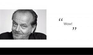 Jack Nicholson Famous Movie Quotes