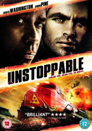 Unstoppable (UK - DVD R2 | BD RB)