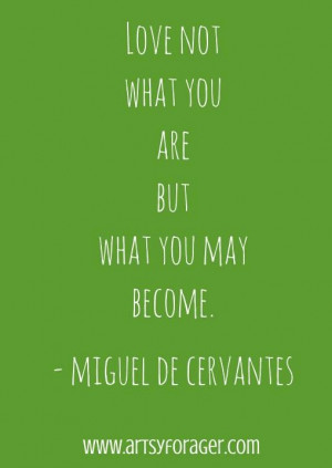 ... artsywords http://artsyforager.comFamous Quotes, Don Quixote Quotes
