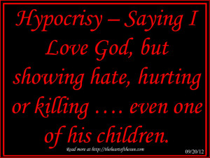 Hypocrisy Quotes HD Wallpaper 2