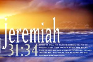 Bible Verses Forgiveness Jeremiah 31:34 Scripture Ocean HD Wallpaper
