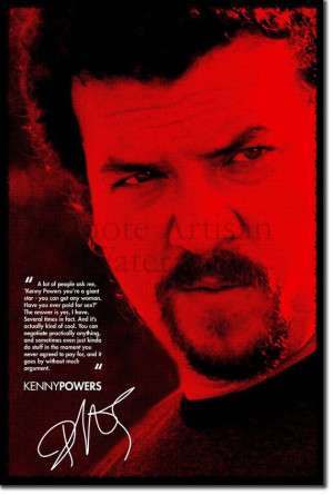 Danny McBride Eastbound and Down Original Art by QuoteArtisan, £5.99